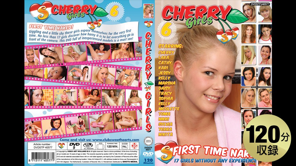 Caribpr 100317_001 CHERRY GIRLS 06