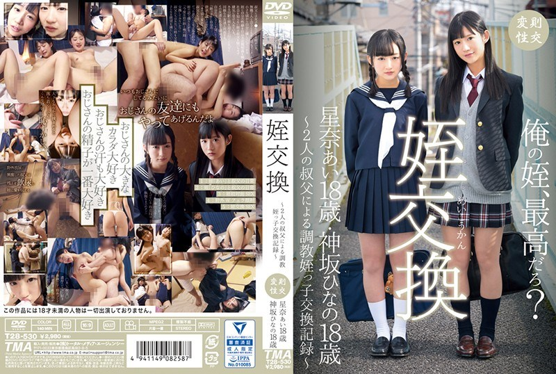 T28-530 Niece Exchanging ~ Training Discipline Exchange Record By Two Uncle ~ Ai Ari · Kanzaka Hinano
